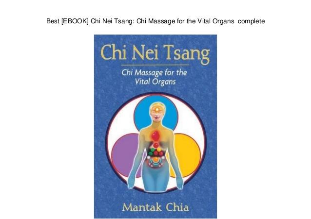 Chi nei tsang - Dao vidaus organų masažas